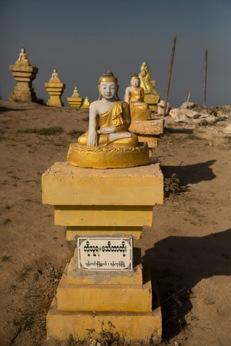 Bodhi Ta Kaw, Kyaiktiyo