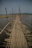 Bamboo causeway, Bhamo