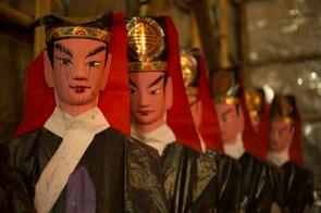 Paper effigies, Cheung Chau
