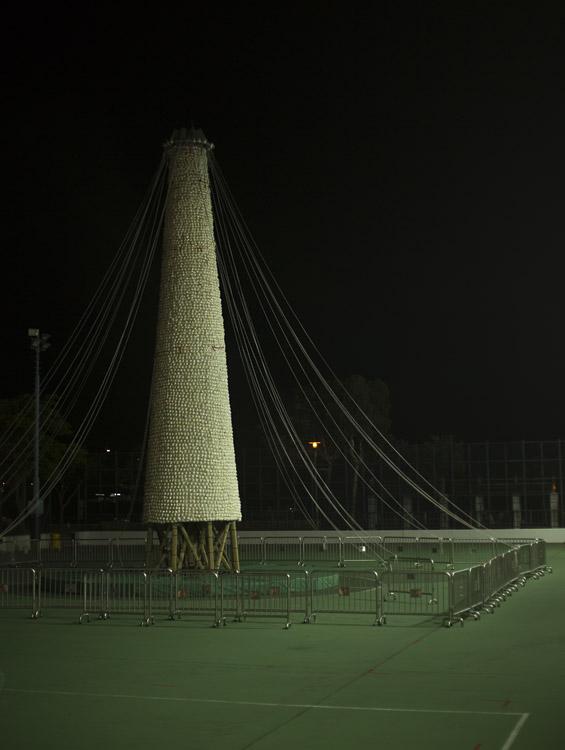 Bun tower, Cheung Chau