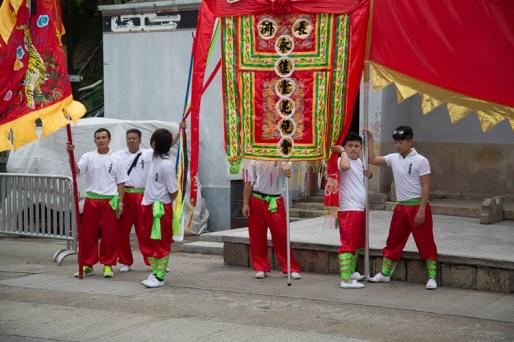 Parade, Cheung Chau