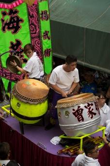 Drummers, Cheung Chau