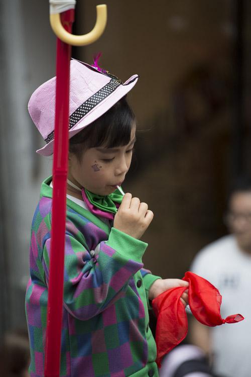Parade 8, Cheung Chau
