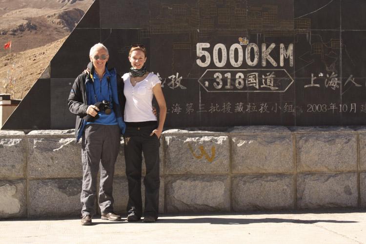 5000km marker