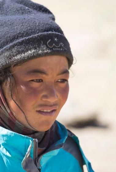 Boy, Everest