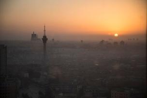 Dawn, Kashgar