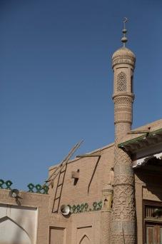 Minaret, Kashgar