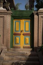 Door, Kashgar