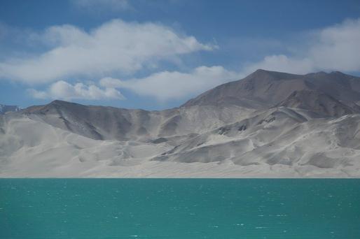 Reservoir, Karakoram Highway