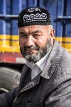 Uyghur gentleman, Khotan