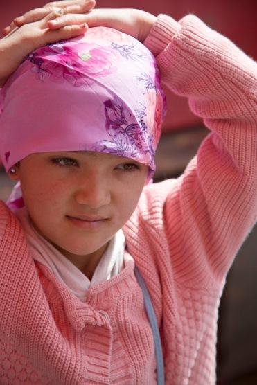 Girl, Khotan