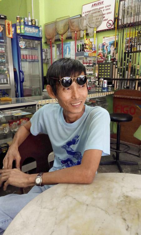 Mr Tan, Jerantut