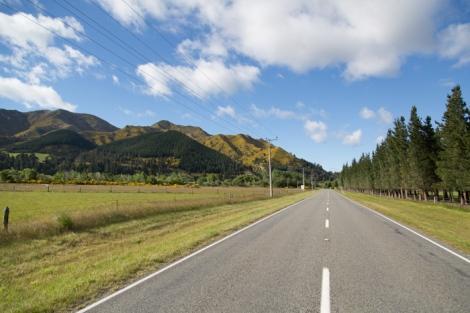 Day 1 Road, NZ