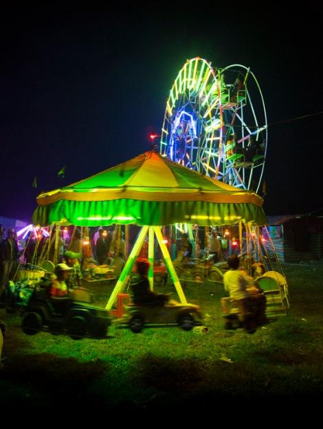 All the fun of the fair...