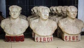 Mao in a corner.
