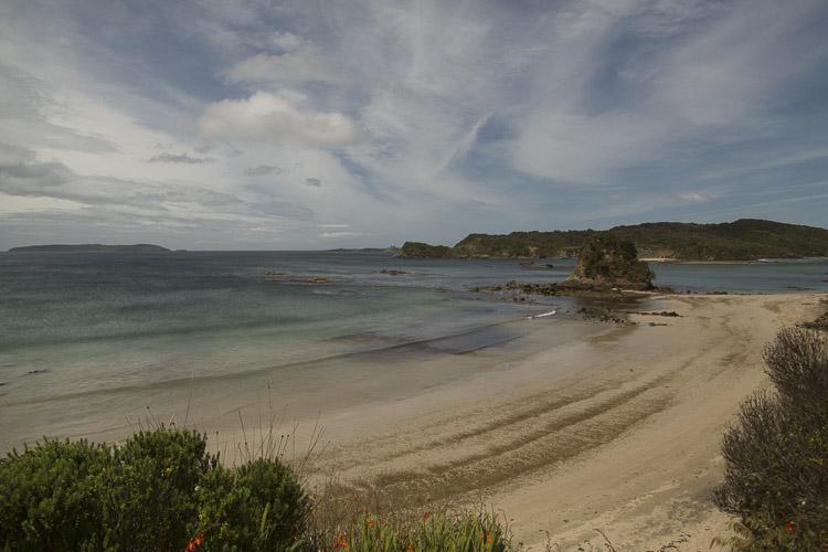 Ringaringa Beach, Stewart Island