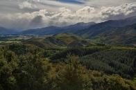 Hanmer Springs Hills