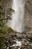 Waterfall, Arthur's Pass