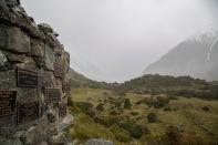 Monument, Mt Cook