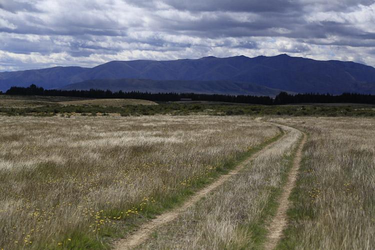 A2O trail, Omarama