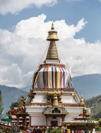 Bhutan's National Memorial Chorten