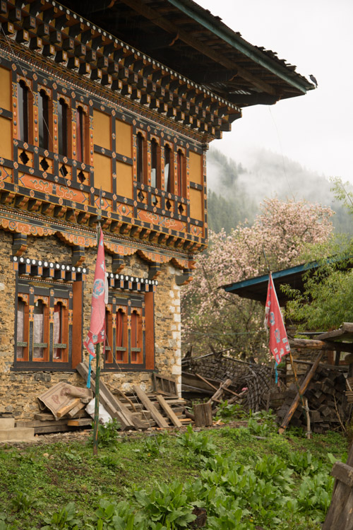 Farmhouse, Chokhor Valley