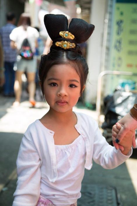 Bun Festival Girl